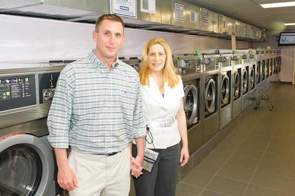 Lavender Laundry Opens in Taunton, MA