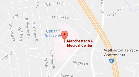 Manchester VA Location